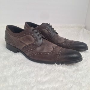 Dolce & Gabbana Oxford Sz 10.5 fits like a Sz 12